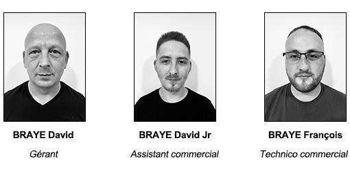 Braye David , Braye François , Braye David Jr 0321700500