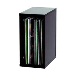 RECORD BOX 55 BLACK