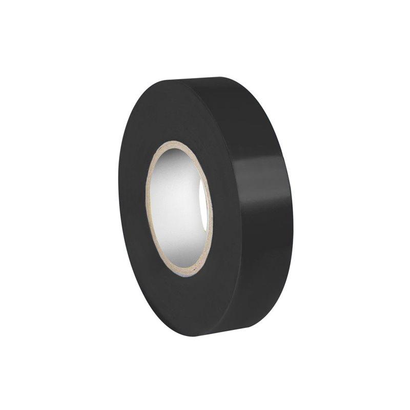 Bande isolante 0,19 x 19 mm x 20 m noir