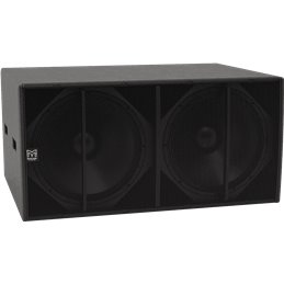 "2 x 18"" 2000W AES RAL accrochable"