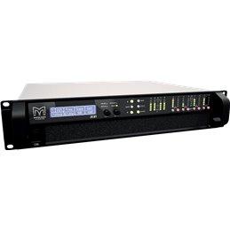 Amplificateur processé Dante 8 x 1250W