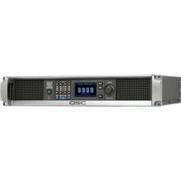 FlexAmp 2000W-4ch/8O ou 100V (Q-Lan)
