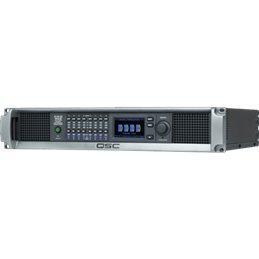 FlexAmp 4000W-8ch/8O ou 100V (Q-Lan)