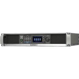 FlexAmp 2000W-4ch/8O ou 100V (s. E/S)