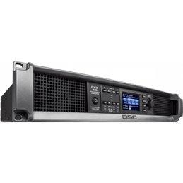 Ampli. FAST 4x 1200W/8Ohms 1000W/100V