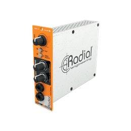 Interface d'effets guitare format 500
