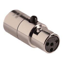 Adaptateur Microdot-TA4F Shure