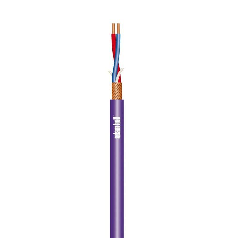 Câble Micro 2 x 0,22 mm² violet