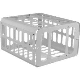 Cage antivol petit projecteur blanc