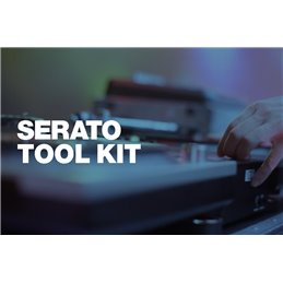 Pack d'extension Serato Tool Kit, Scratch Card
