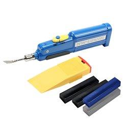 Kit de Réparation pour Surfaces de Flightcase noir/gris/bleu