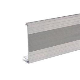Profilé Basemaker aluminium pour matériau 7 mm