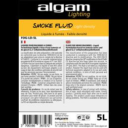 Liquide fumée faible densité 5L