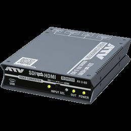 Convertisseur vidéo HDMI-SDI bidirectionnel