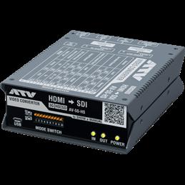 Convertisseur vidéo et Audio HDMI-SDI
