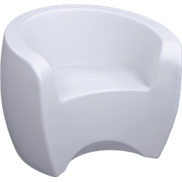 Fauteuil club lumineux
