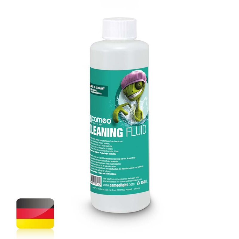 CLEANING FLUID 0,25 L