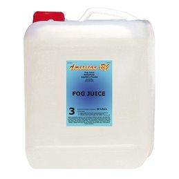 Fog juice 3 heavy