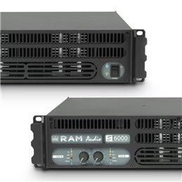 Amplificateur Sono 2 x 2950 W 2 Ohms avec Module DSP et GPIO