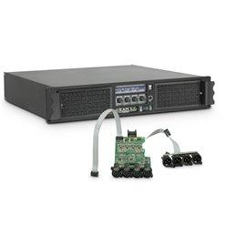 Amplificateur Sono 4 x 2950 W 4 Ohms avec Module DSP