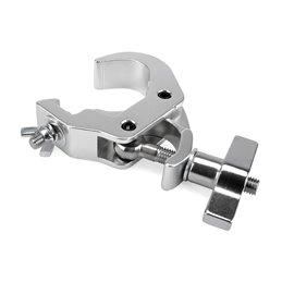 Crochet à verrouillage automatique Easy finition argent jusqu'à 250kg (48- 51mm)