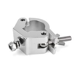 Demi-collier lourd finition argent jusqu'à 750kg (48- 51mm) acier inoxydable