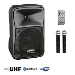 BE 9412 UHF MEDIA