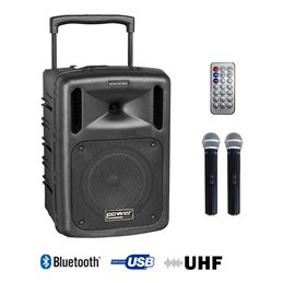 BE 9208 UHF MEDIA